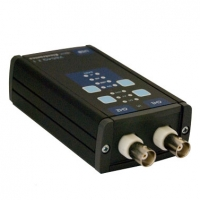 VIBdaq 2.1 - Dual channel data acquisition system with configurable gain